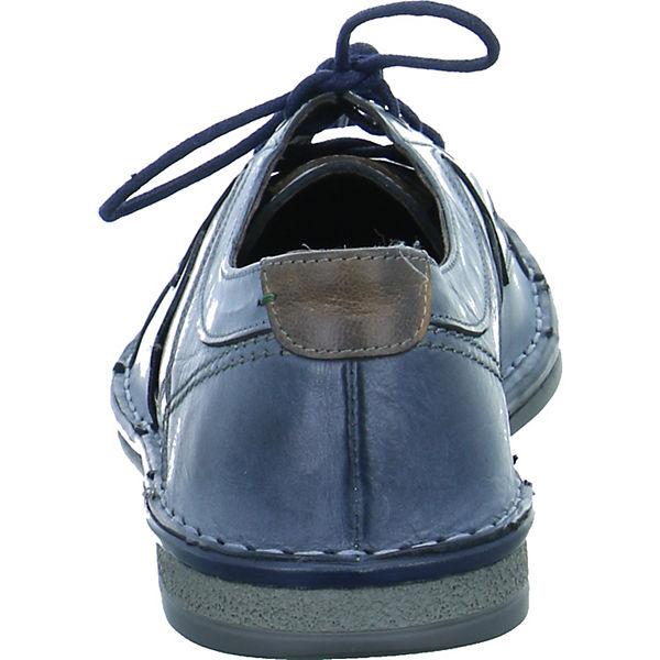 Krisbut Schnürschuhe blau  Gute Qualität beliebte Schuhe