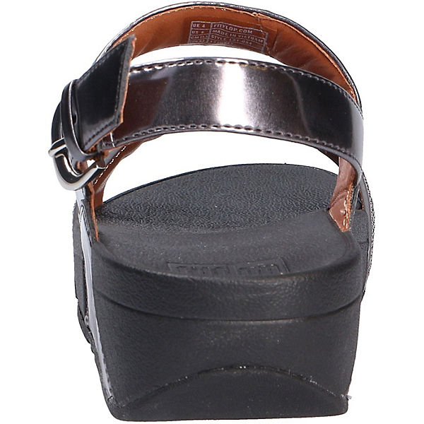 FitFlop Plateau-Sandaletten grau  Gute Schuhe Qualität beliebte Schuhe Gute 41bd8b