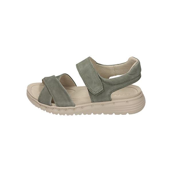 Komfort Sandalen grün Gabor Komfort Gabor Sandalen wqtIv