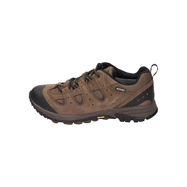 Alpina LAMA Wanderschuhe braun  Gute Qualität beliebte Schuhe
