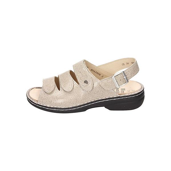 Finn Comfort, Komfort-Sandalen, Komfort-Sandalen, Comfort, beige   ab7313