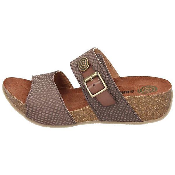 Dr. Brinkmann, Gute Komfort-Pantoletten, braun  Gute Brinkmann, Qualität beliebte Schuhe 4033bf