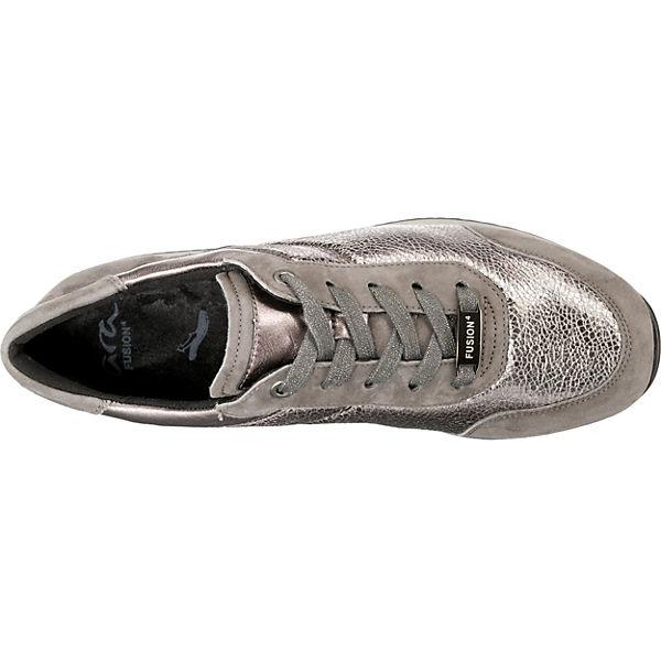 grau ara LISSABON LISSABON Low Sneakers ara grau ara Low Sneakers wqSnnEAFx