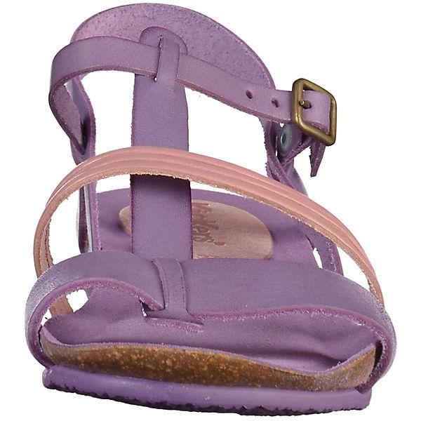 KicKers, Klassische Sandalen, beliebte lila-kombi  Gute Qualität beliebte Sandalen, Schuhe 10adc5