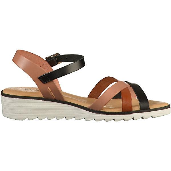 KicKers Klassische Sandaletten Sandaletten Sandaletten schwarz  Gute Qualität beliebte Schuhe f7a40a