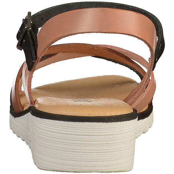 KicKers Klassische Sandaletten Sandaletten Sandaletten schwarz  Gute Qualität beliebte Schuhe 2abcc3