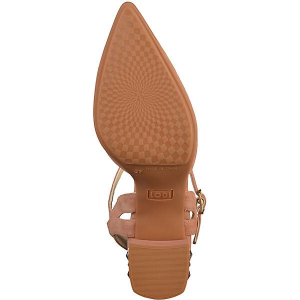 Lodi, Sling-Pumps, rosa  beliebte Gute Qualität beliebte  Schuhe 6fd0d3