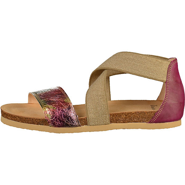 Think!, Gute Klassische Sandalen, lila  Gute Think!, Qualität beliebte Schuhe 377c6f