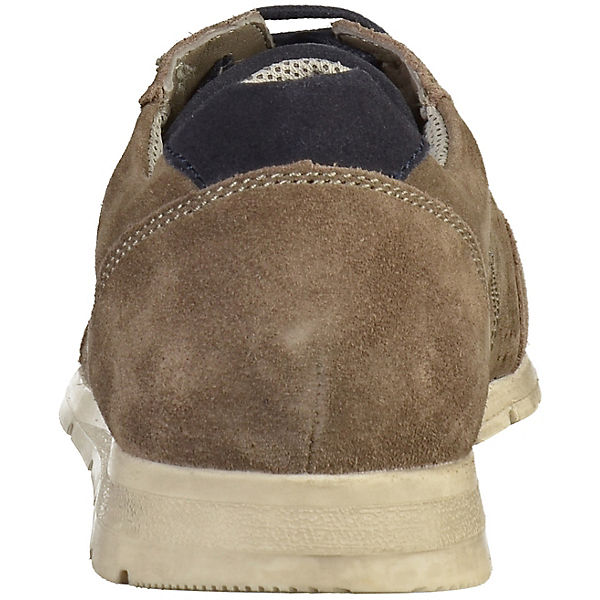Josef Sneakers Seibel Seibel Sneakers Low grau Josef Low Josef grau Seibel WCn16SnPt