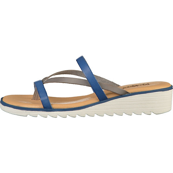 KicKers, Pantoletten, beliebte blau  Gute Qualität beliebte Pantoletten, Schuhe d4b479