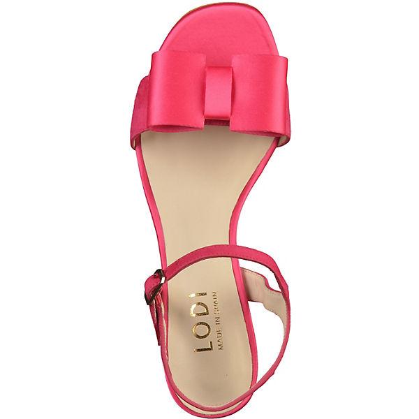 pink Sandaletten Lodi Lodi Klassische Klassische FwPqUR