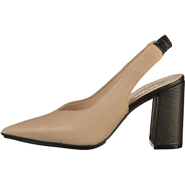 Lodi, Sling-Pumps, beliebte beige  Gute Qualität beliebte Sling-Pumps, Schuhe 5d8ccc