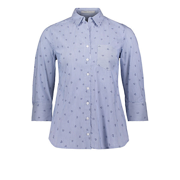 Barclay Betty Bluse Betty Barclay blau Betty Barclay blau Bluse Betty Barclay Bluse blau Bluse blau f7qfwa