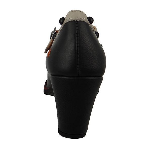 89ff9145d1ca  art, St. Tropez T-Steg-Pumps, schwarz Schuhe Gute Qualität beliebte Schuhe  schwarz bd8179