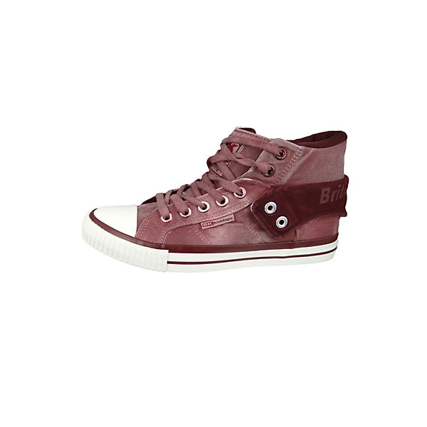 Sneakers Knights British Roco High rot DK 1qxx0fwU