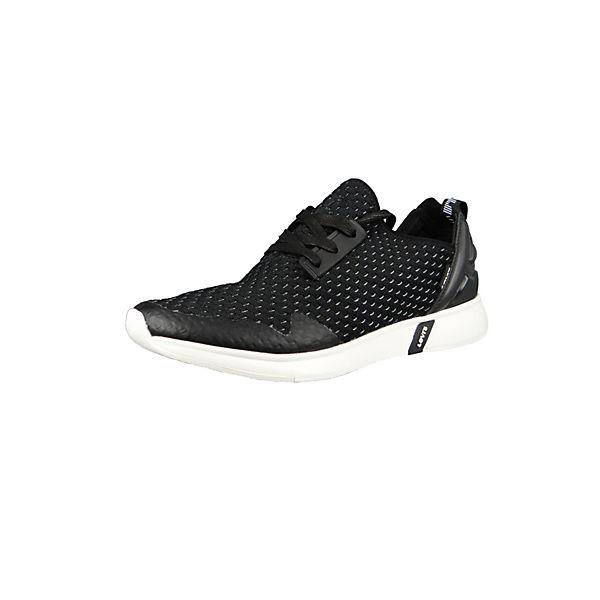Levi's® Low Schwarz Sneakers Schwarz Sneakers Low Levi's® Levi's® Sneakers byIYf6g7vm