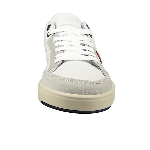 Levi's®, Sneakers Qualität Low, weiß  Gute Qualität Sneakers beliebte Schuhe fc41c9