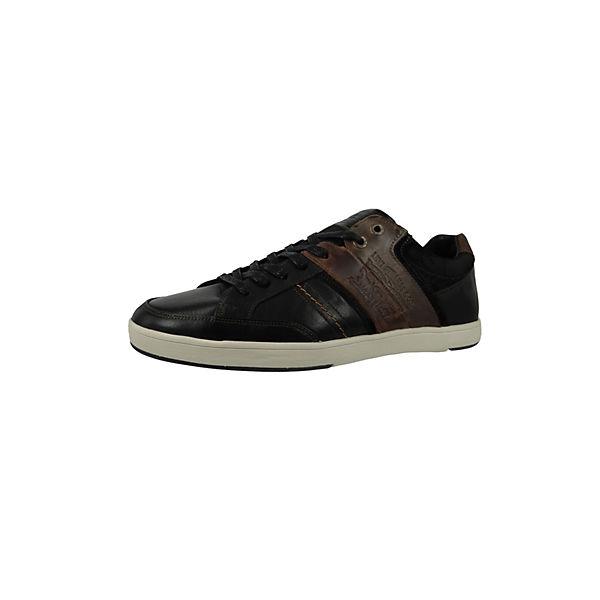 schwarz Sneakers Low Levi's® Levi's® Sneakers qYIwwSFxP