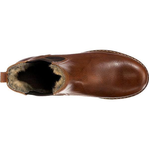 JOLANA & FENENA, Qualität Winterstiefeletten, cognac  Gute Qualität FENENA, beliebte Schuhe fb22c2