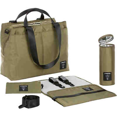 Wickeltasche Bente Bag, Greenlabel, olive