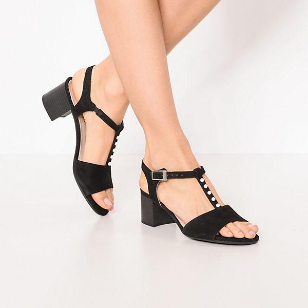 Gabor, Qualität Klassische Sandaletten, schwarz  Gute Qualität Gabor, beliebte Schuhe d87f32