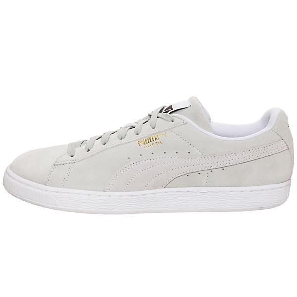 grau Classic Suede Low PUMA Sneakers 7qHgUwAY