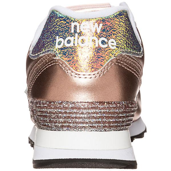 new balance WL574-NRG-B Sneakers Low rosa  Gute Qualität beliebte Schuhe