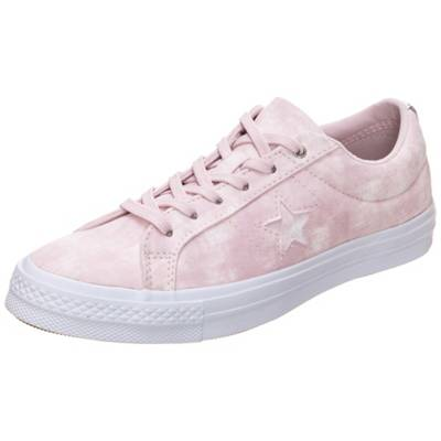 CONVERSE, Cons One Star Peached Wash OX Sneakers Low, rosa