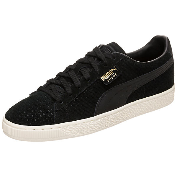Classic Perforation Sneakers Low