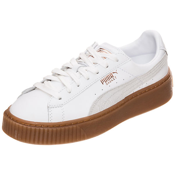 Basket Platform Euphoria Gum Sneakers Low