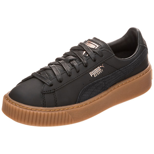 Basket Platform Euphoria Sneakers Low