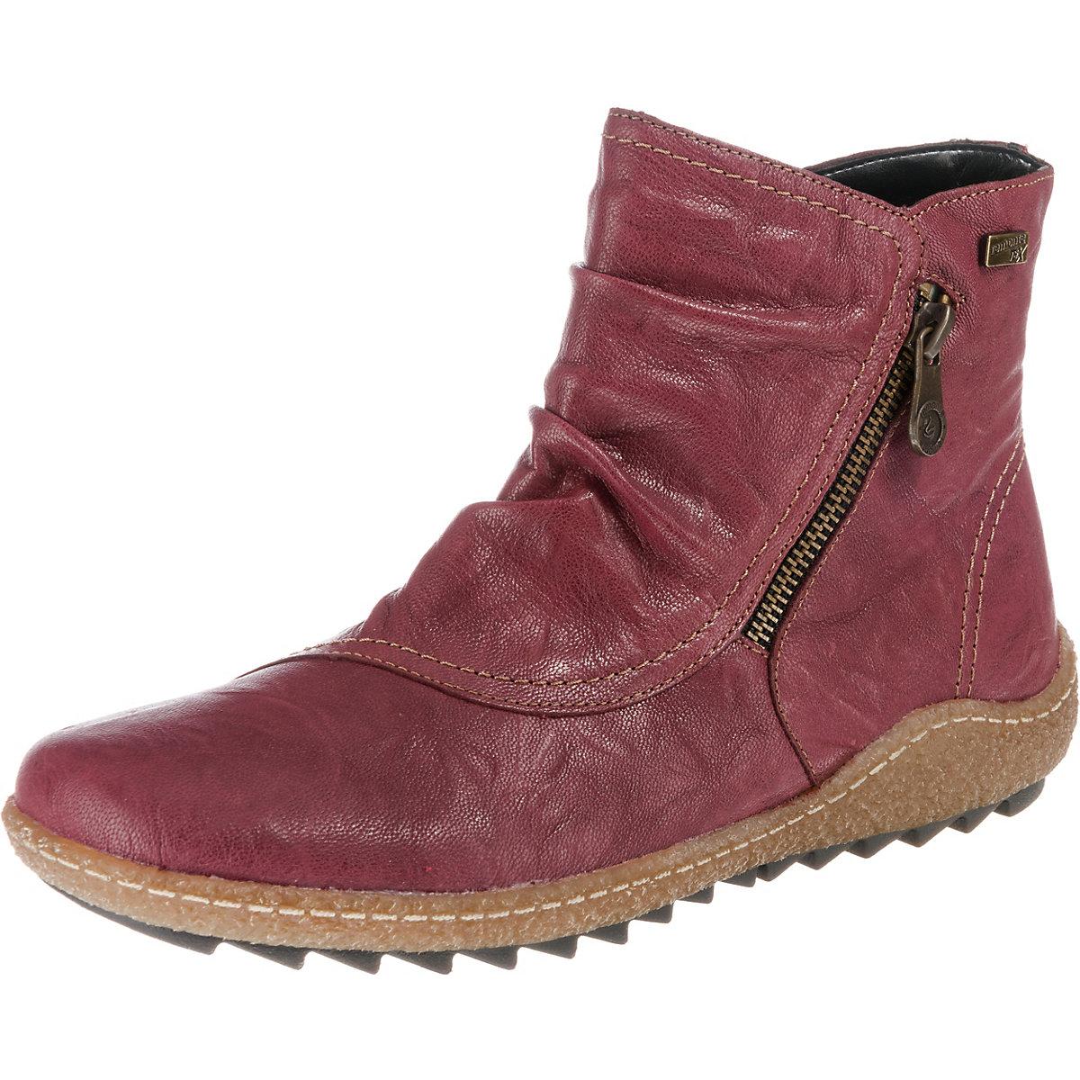 Remonte, Klassische Stiefeletten, bordeaux  Gute Qualität beliebte Schuhe