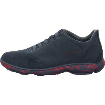 GEOX, U Nebula B Sneakers Low, dunkelgrau