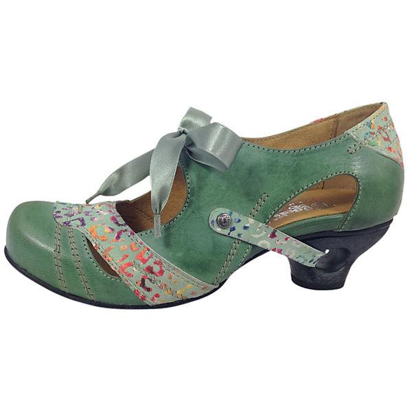 Tiggers®, Anja 02b Schaftpumps, grün  Gute Qualität beliebte Schuhe