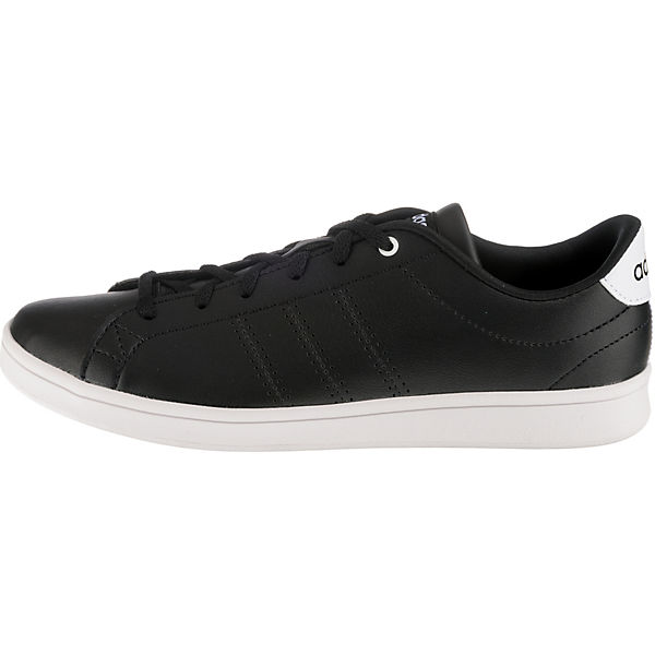 Advantage Low adidas Inspired Clean Sport Qt schwarz Sneakers xYYqHErp
