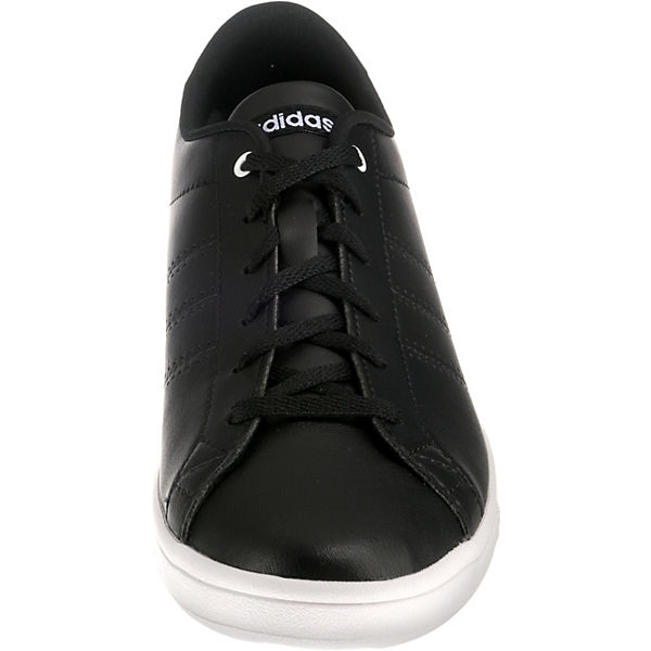adidas Qt Sport schwarz Sneakers Low Clean Inspired Advantage rdrxwvFqI