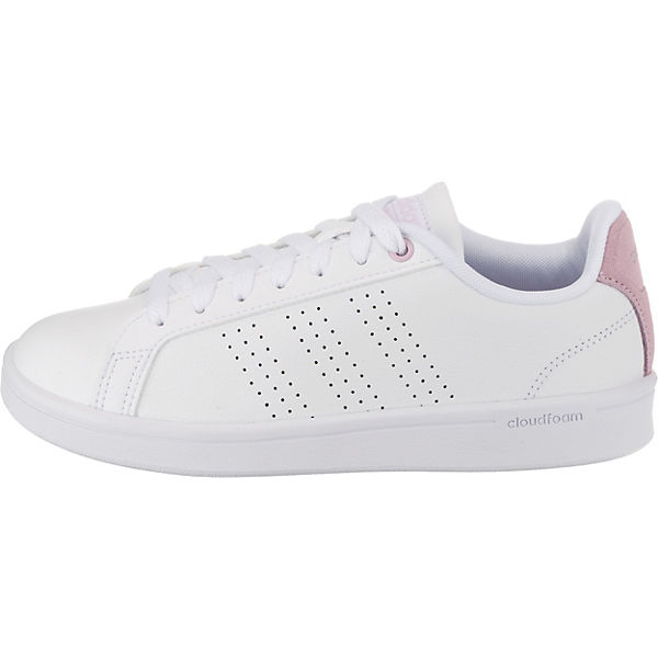 Cf Sport weiß Low Sneakers adidas Inspired AdvantageCl ZB0OnU