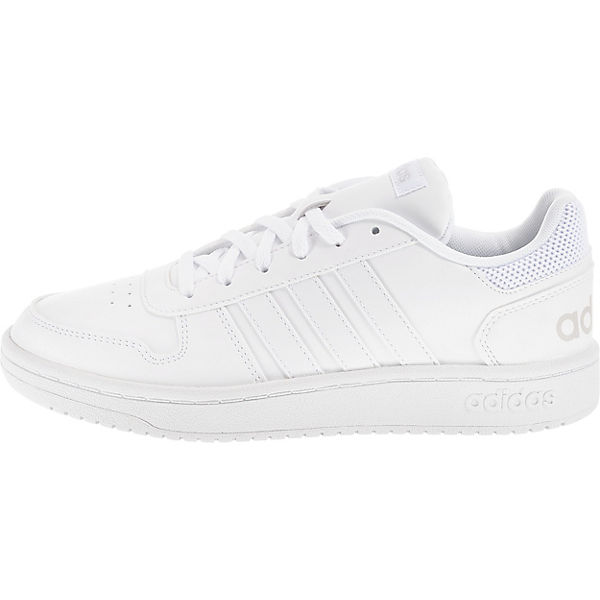 Sport Inspired Low Sneakers 2 Hoops weiß adidas 0 d15qvd