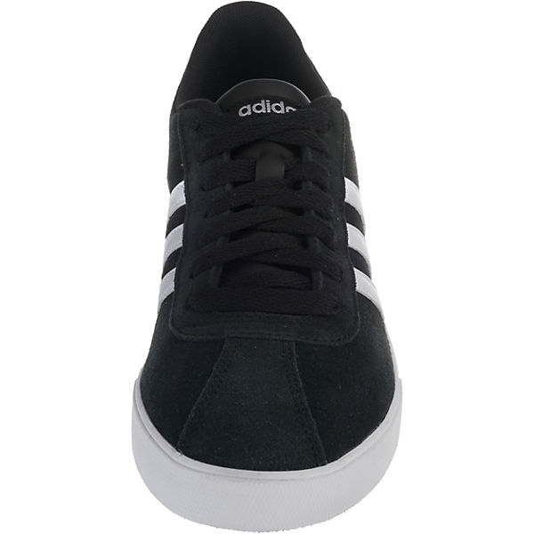 Courtset Sport Schwarz Adidas Inspired Low Sneakers nOwqPSfg