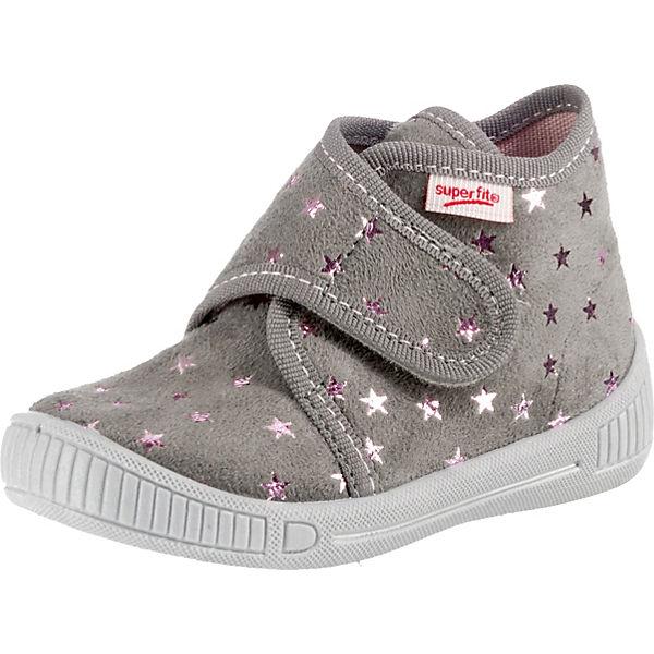 best sneakers 8929f efebb superfit, Hausschuhe BULLY für Mädchen, Weite M3, Sterne ...