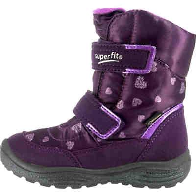 new arrival 332c4 8439e superfit Schuhe in lila günstig kaufen   mirapodo