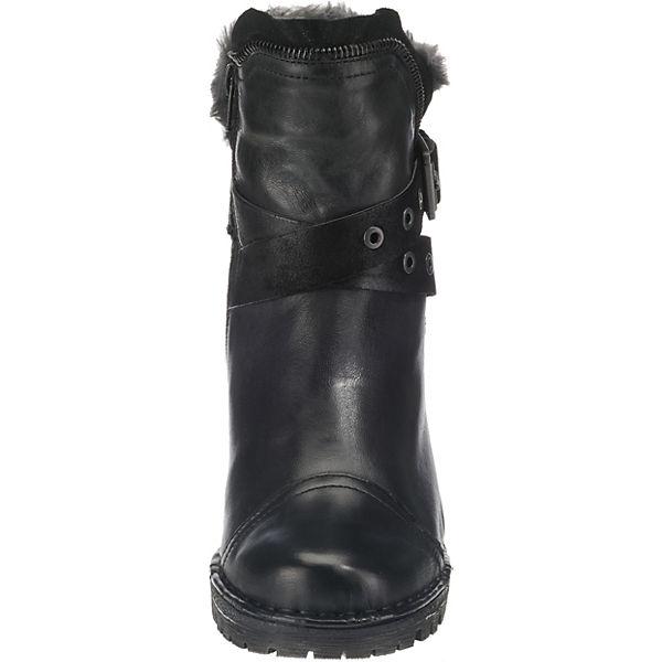 bugatti, Qualität Winterstiefeletten, schwarz  Gute Qualität bugatti, beliebte Schuhe 66be37
