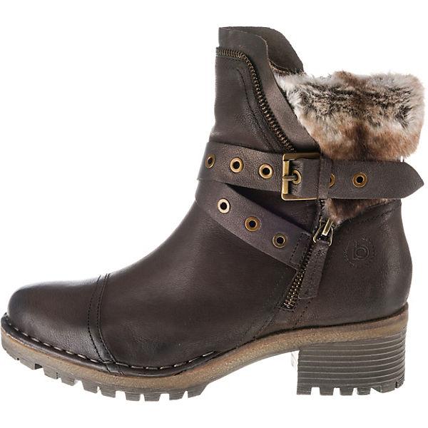 bugatti, Winterstiefeletten, dunkelbraun Schuhe  Gute Qualität beliebte Schuhe dunkelbraun 5ca90d