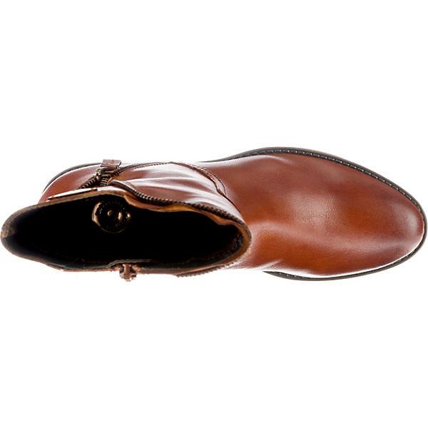 Bugatti, Klassische Klassische Klassische Stiefeletten, cognac  Gute Qualität beliebte Schuhe 5ab69b