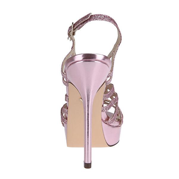 Nina, SOLINA Sling-Pumps, beliebte rosa  Gute Qualität beliebte Sling-Pumps, Schuhe 04e459