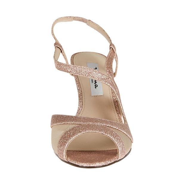 Nina, REGINA Sling-Pumps, rosa beliebte  Gute Qualität beliebte rosa Schuhe c8bb27