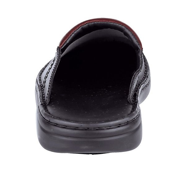 KLiNGEL, Qualität Pantoletten, schwarz-kombi  Gute Qualität KLiNGEL, beliebte Schuhe 349af1