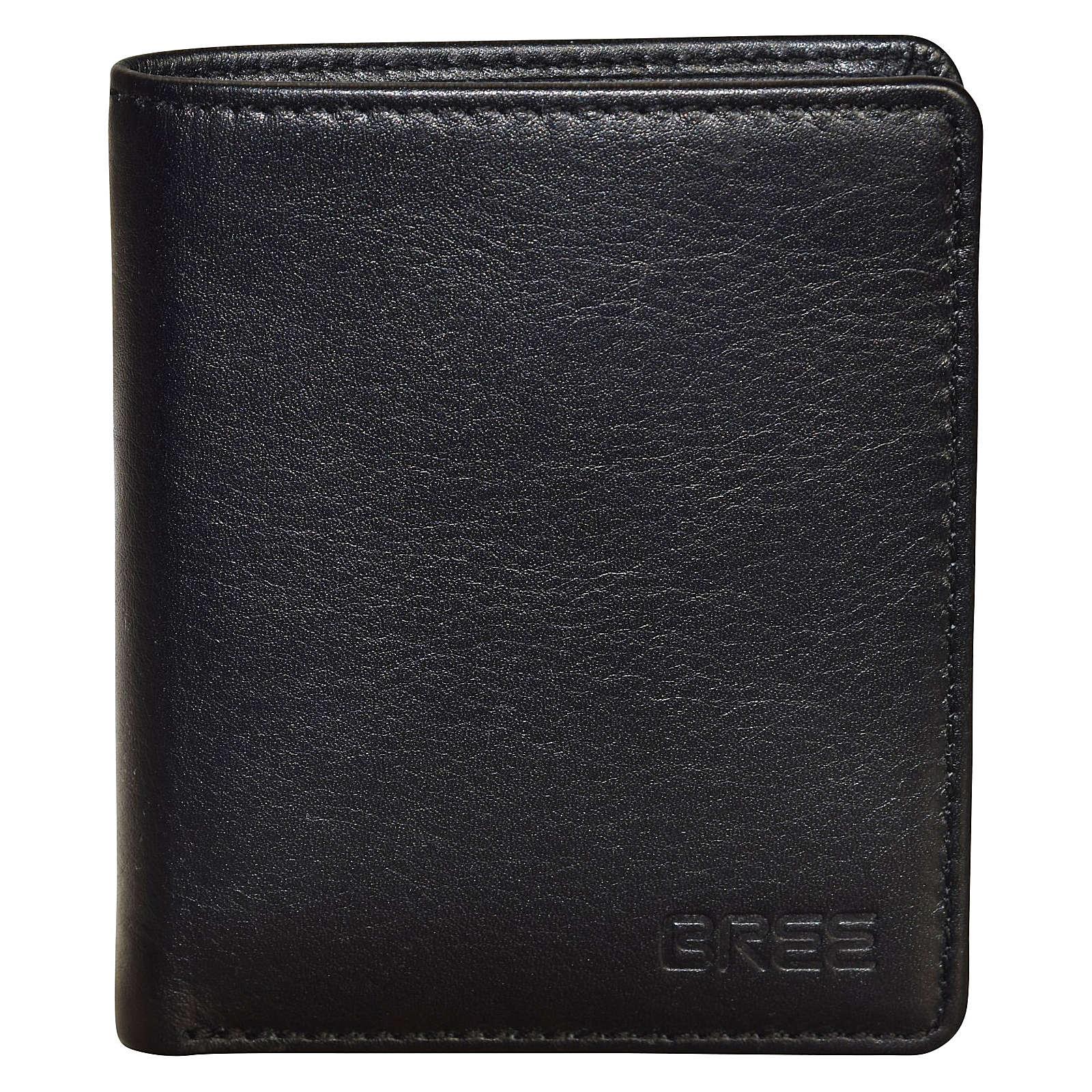 Bree Portemonnaies schwarz Modell 2 Damen