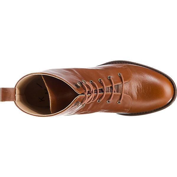 KMB Schnürstiefeletten cognac cognac cognac  Gute Qualität beliebte Schuhe 0907d9