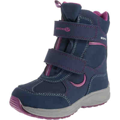 bc0f4508718a Winterstiefel NEW ALASKA für Mädchen, Waterproof, gefüttert Winterstiefel  ...